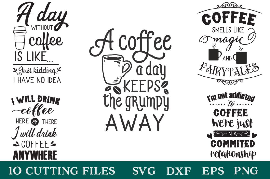 Download Coffee Lovers Pack - Coffee Quotes - Limited Promotion By ...
