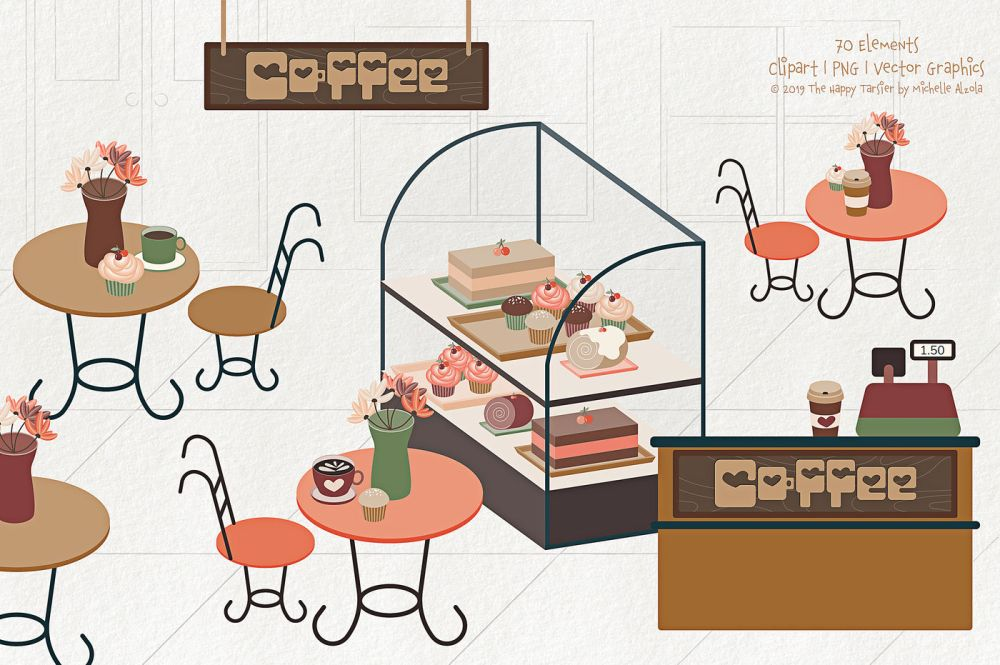 medium resolution of coffee shop 01 clipart png and vector graphics