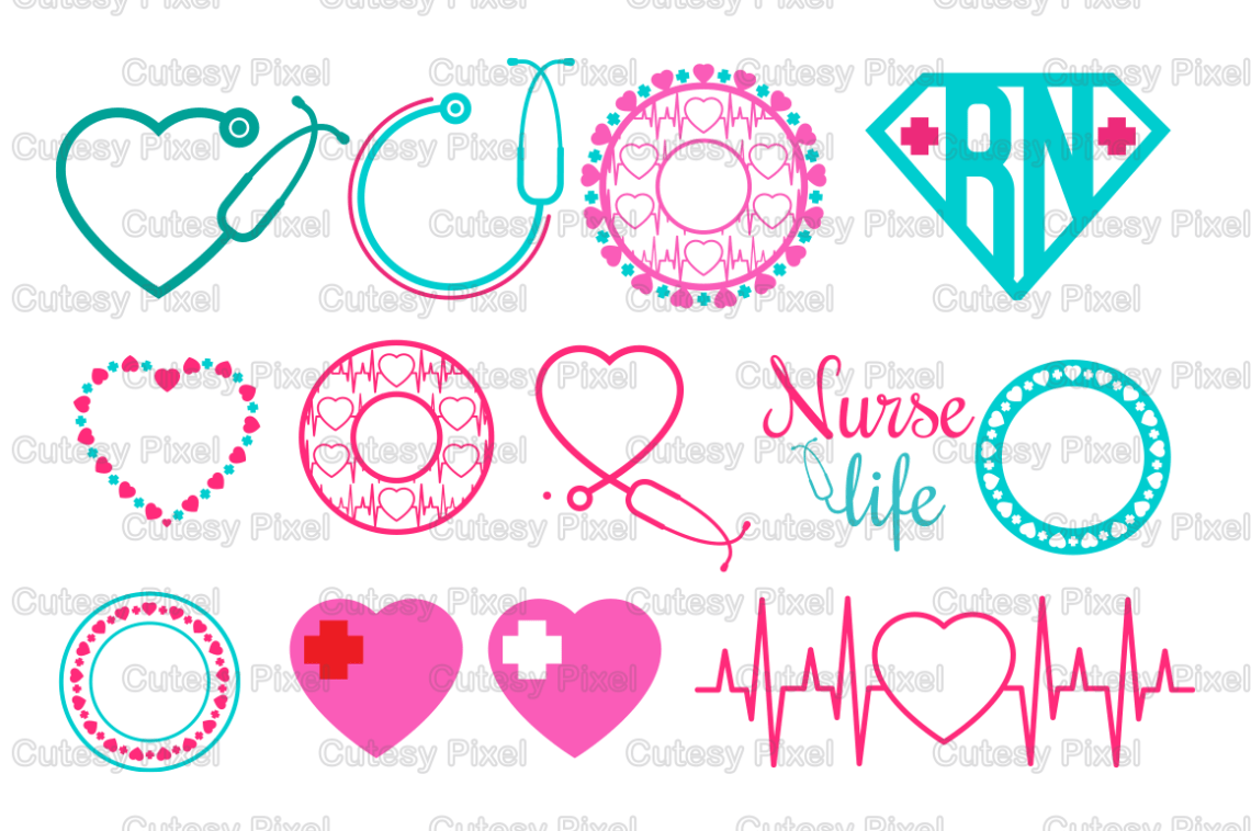 Download Cricut Free Nurse Svg File
