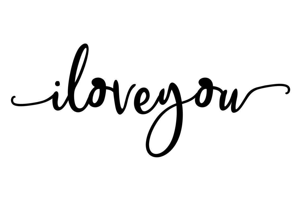 Download I Love You - SVG PNG EPS By Studio 26 Design Co ...