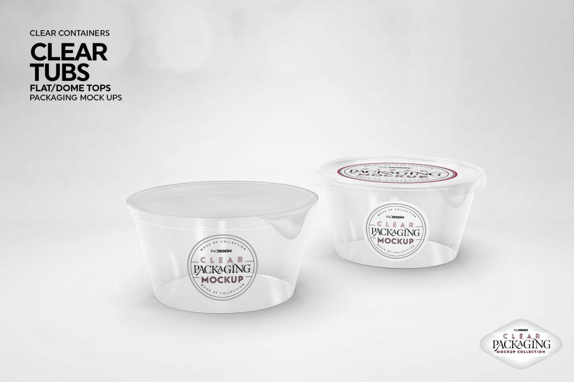 Download Yogurt Packaging Mockup Yellowimages