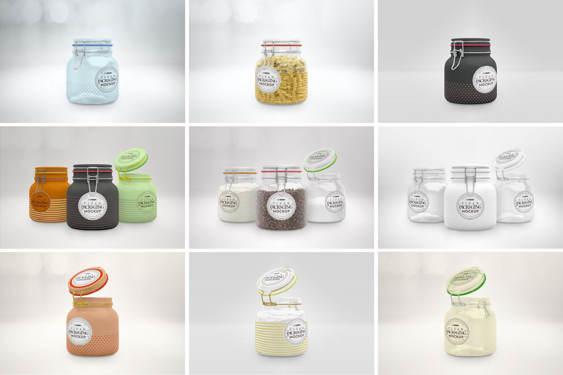 Download Plastic Bottle Organic Smoothie Mockup Yellowimages
