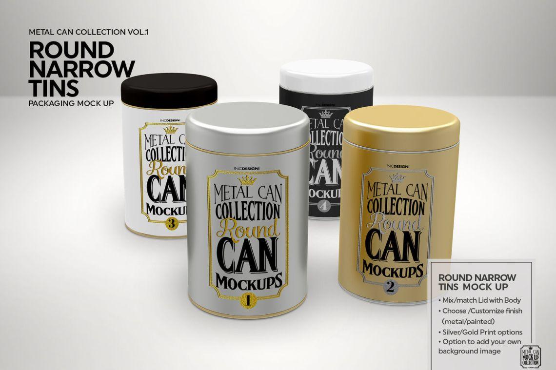 Download Ceramic Jar Kraft Label Mockup Yellowimages