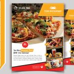 Restaurant Flyer Vol 06 By Imagine Design Studio Thehungryjpeg Com