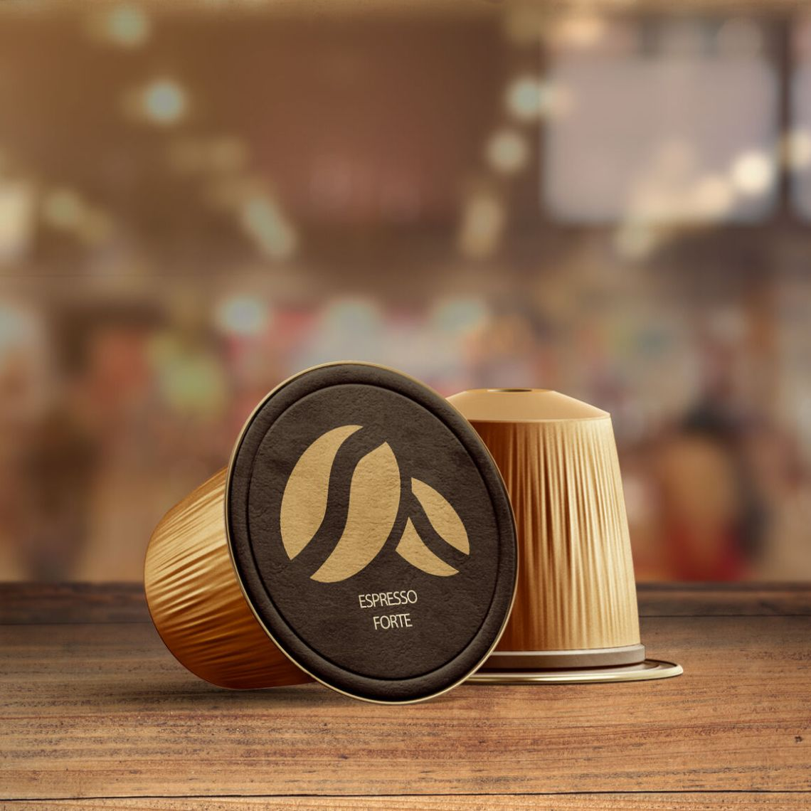 Download Coffee Capsule Mockups Yellowimages