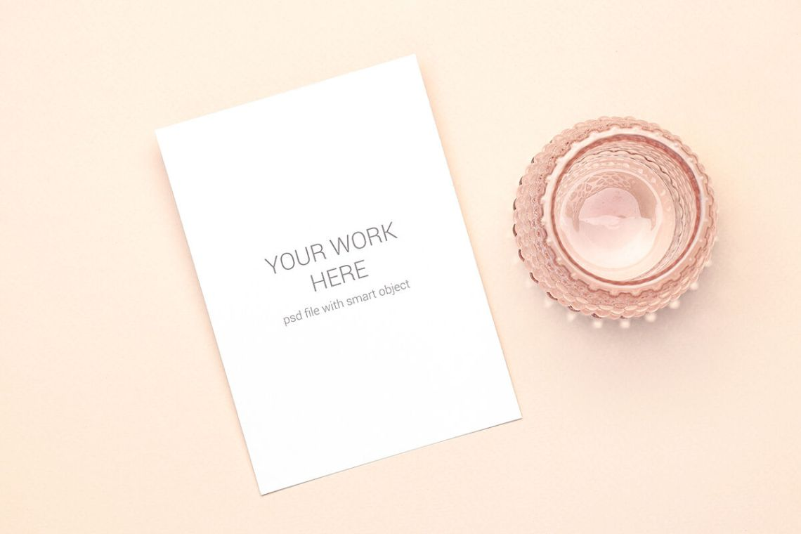 Download Free Mockup Card Psd Yellowimages