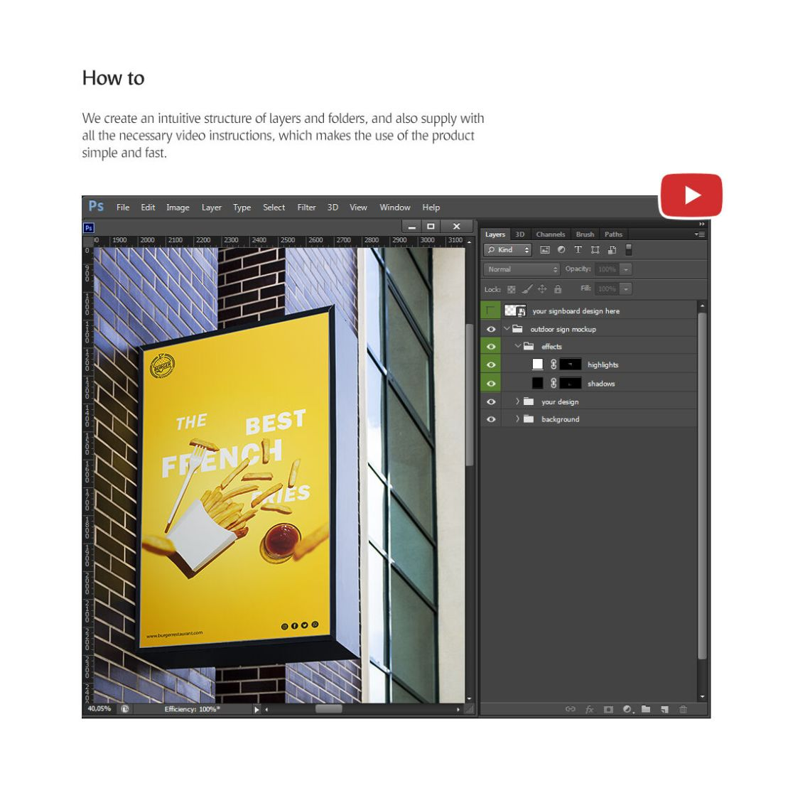 Download Coffee Shop Mockup Free Psd Yellowimages