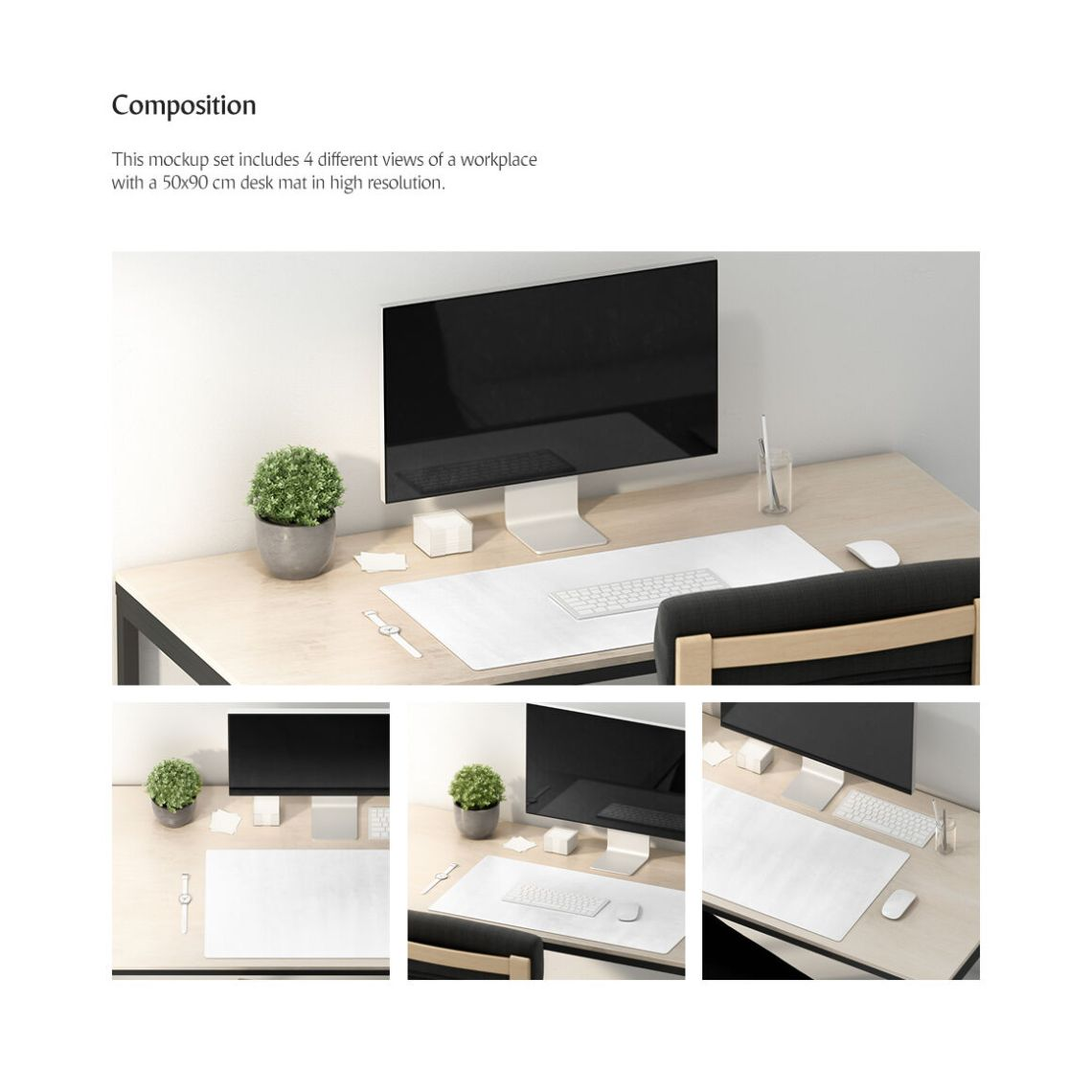 Download Desk Mockup Free Psd Yellowimages