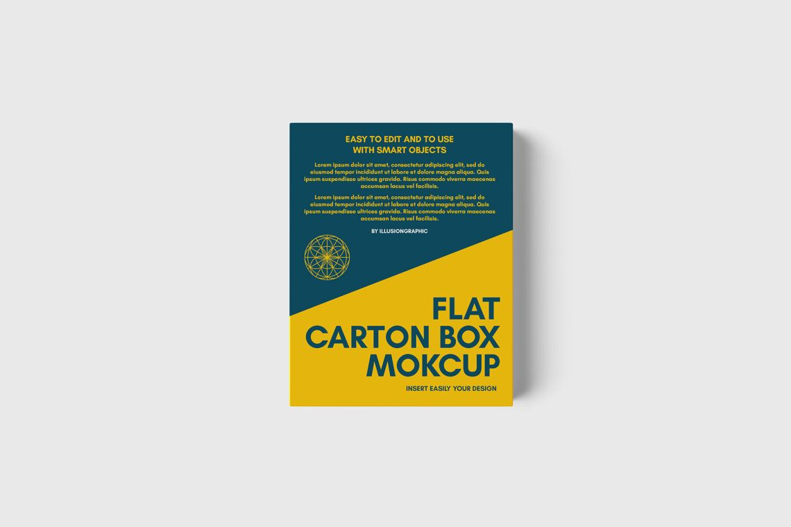 Download Egg Carton Mockup Free Yellowimages