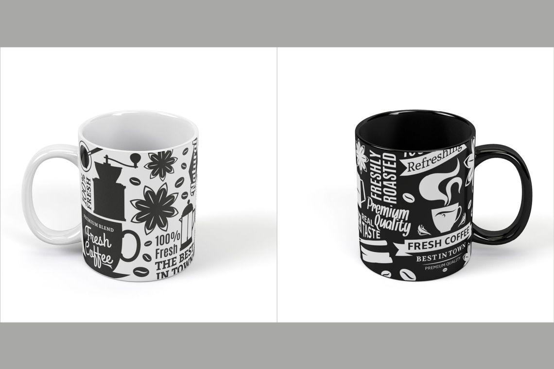 Download Ceramic Stein Beer Mug Mockup Yellowimages