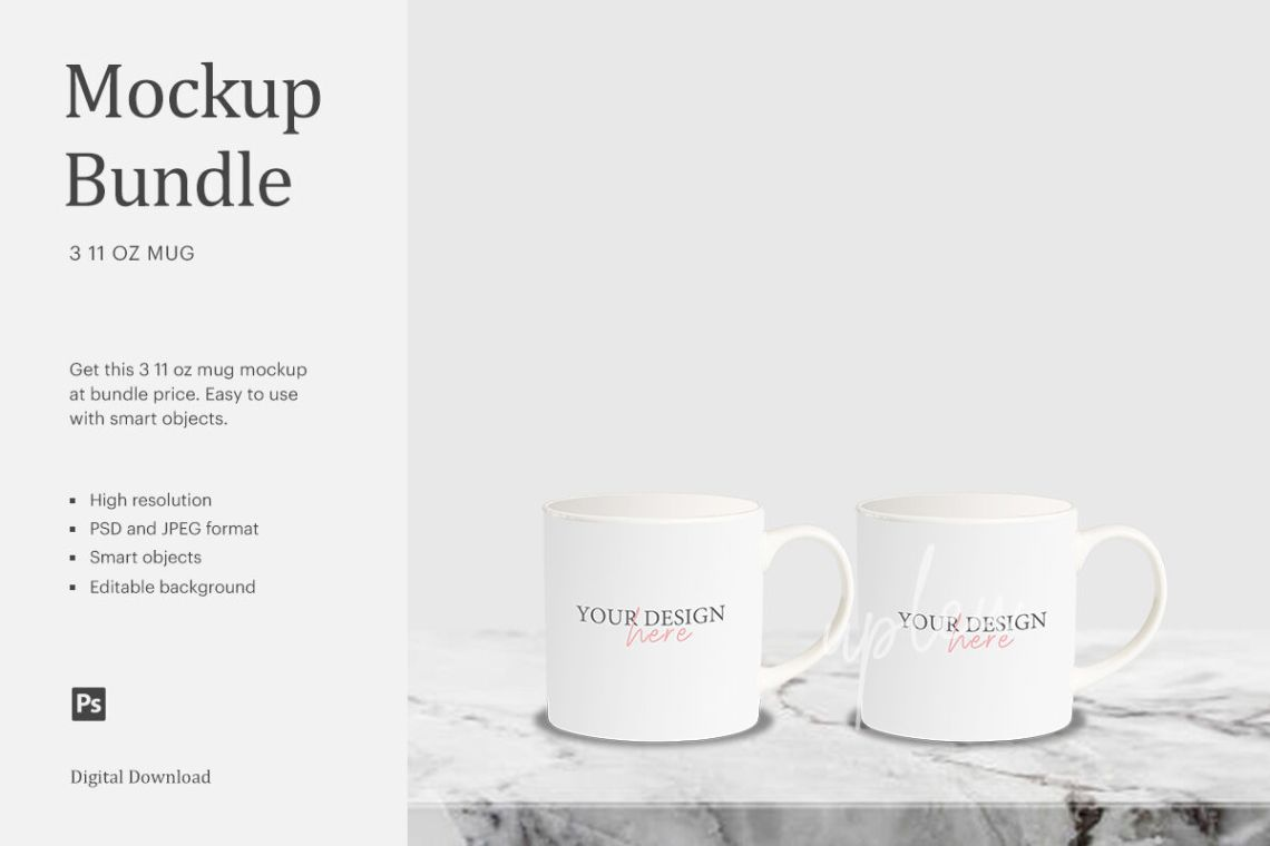 Download Glossy Coffee Cup Mockup Front View Yellowimages