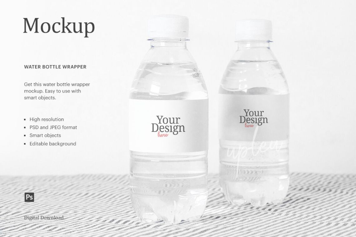 Download Plastic Bottle For Eye Drops Mockup Yellowimages