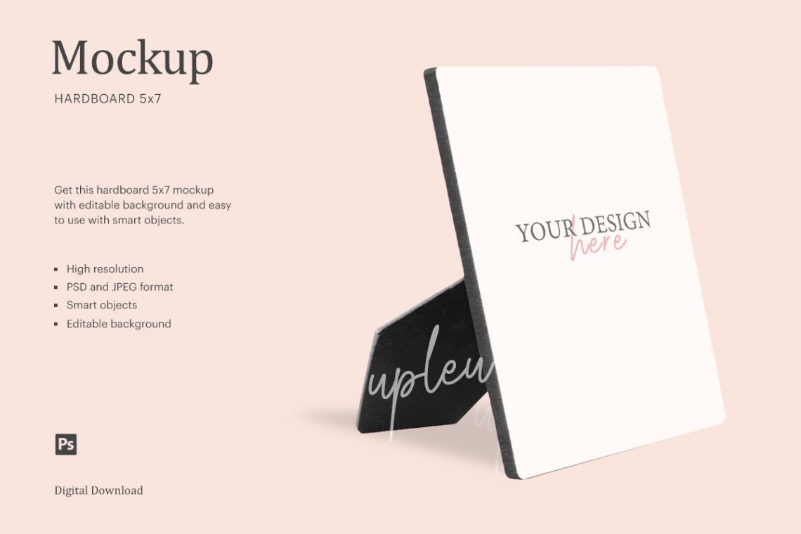 Download Horizontal Banner Mockup Psd Yellowimages