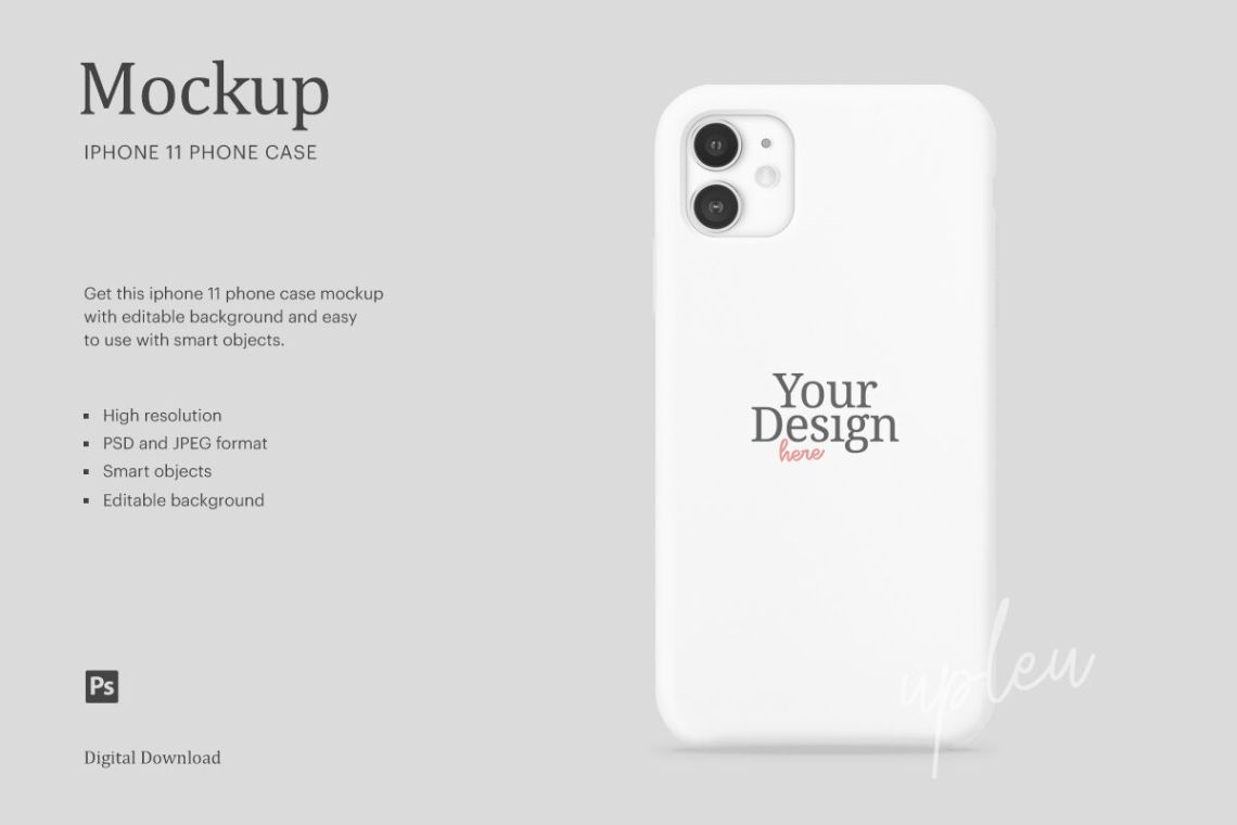 Download Case Mockup Free Yellow Images