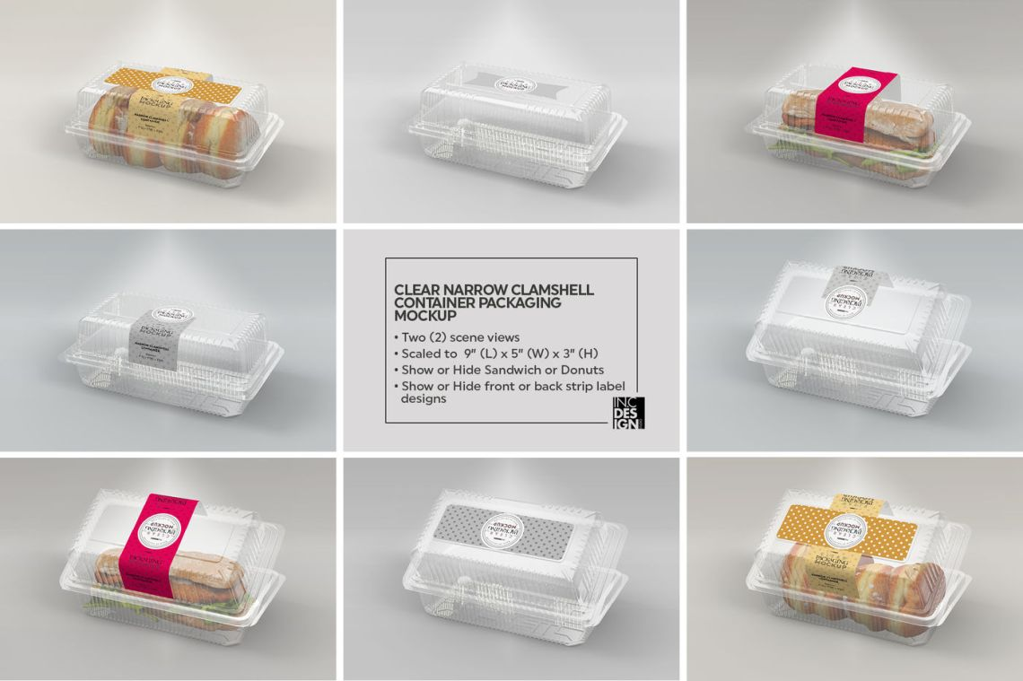 Download Plastic Pack Mockup Free Yellowimages