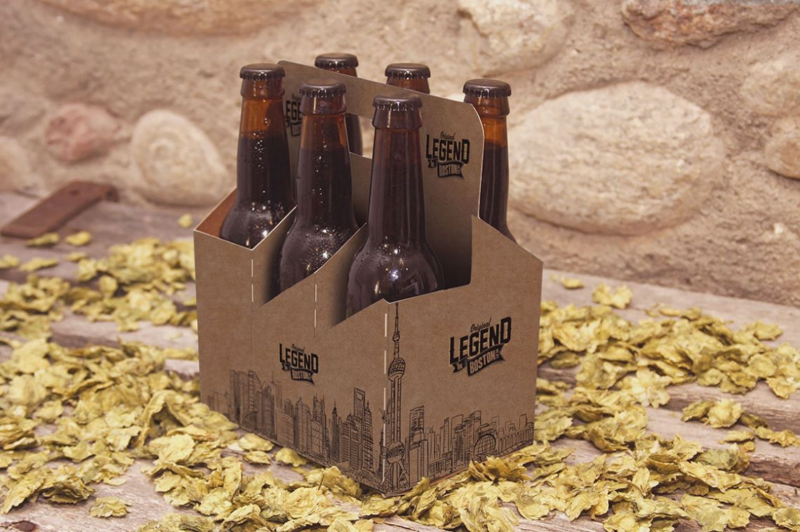 Download Beer Bottle Mockup Psd Free Yellowimages
