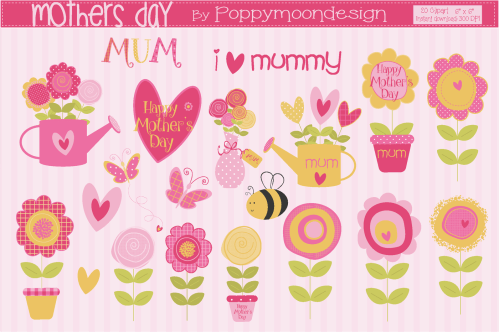 small resolution of mothers day clipart