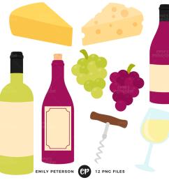 wine clipart [ 1400 x 931 Pixel ]