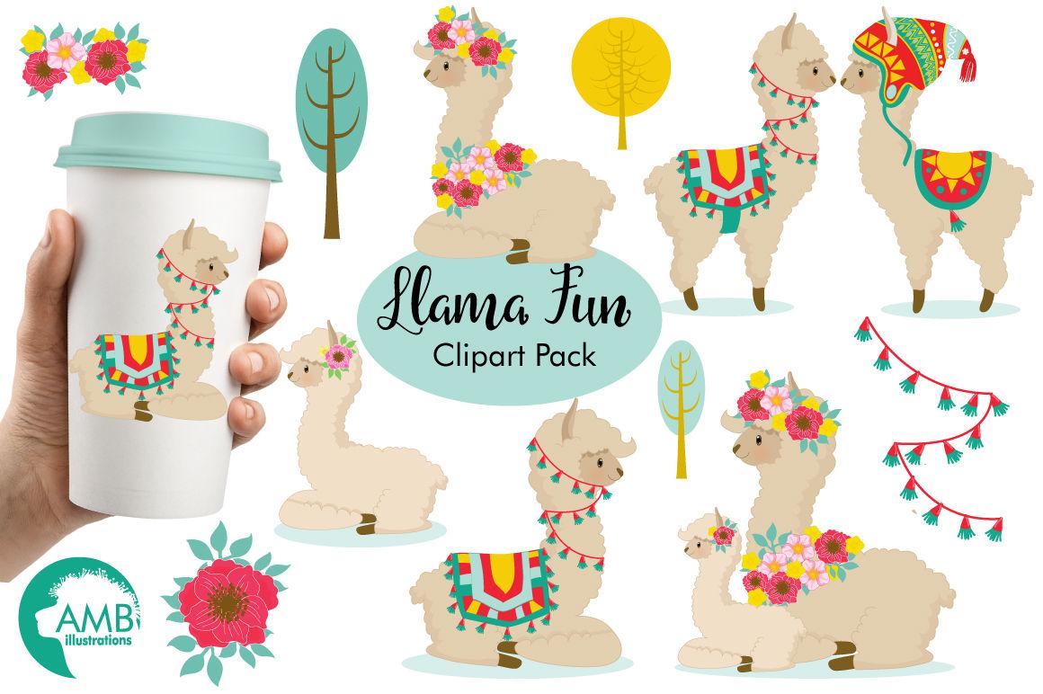 hight resolution of  llama fun clipart graphics illustrations amb 1985