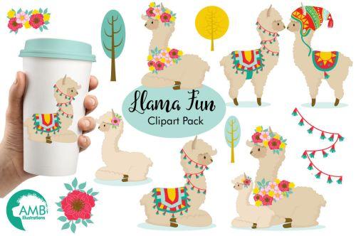 small resolution of  llama fun clipart graphics illustrations amb 1985