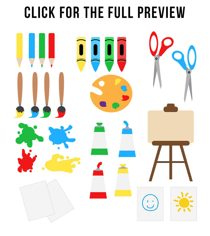 medium resolution of  art class clipart school clip art back to