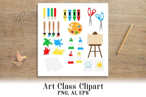 small resolution of art class clipart school clip art back to