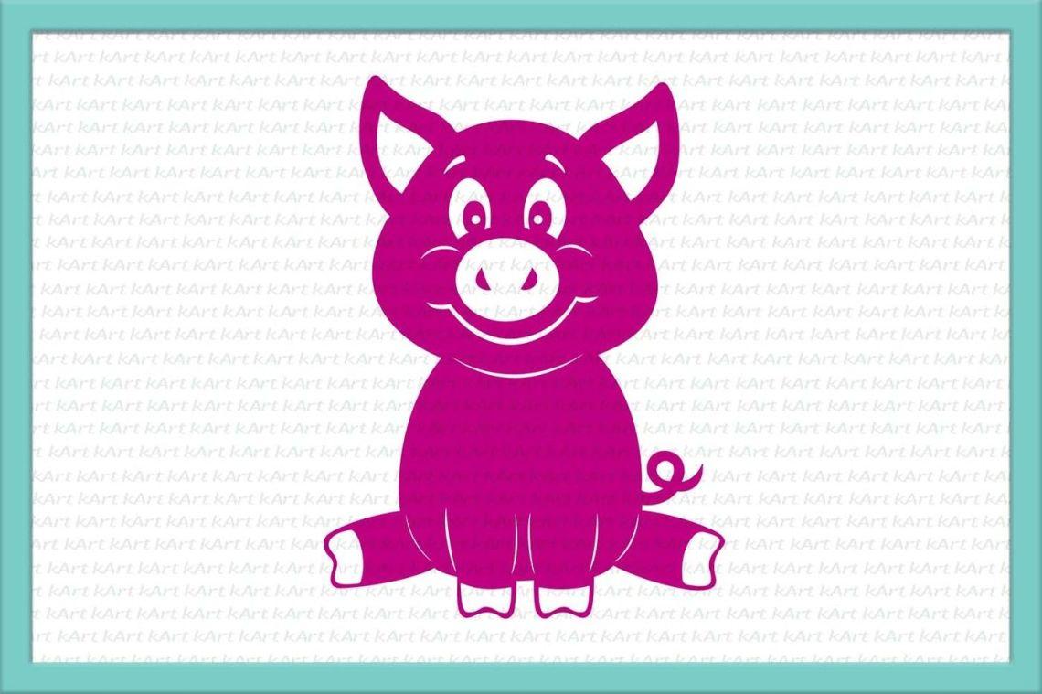 Download Pig svg, Baby pig svg, pig clipart, pets svg, kids svg ...