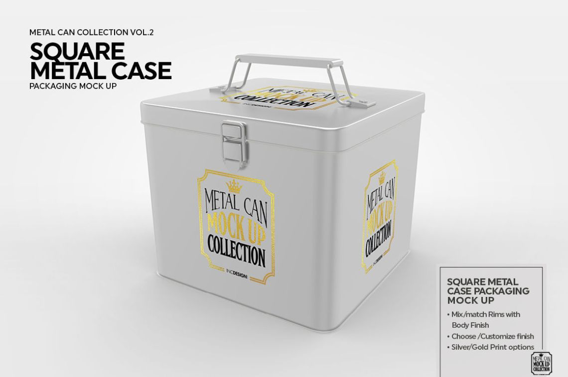 Download Tin Can Mock Up Yellow Images