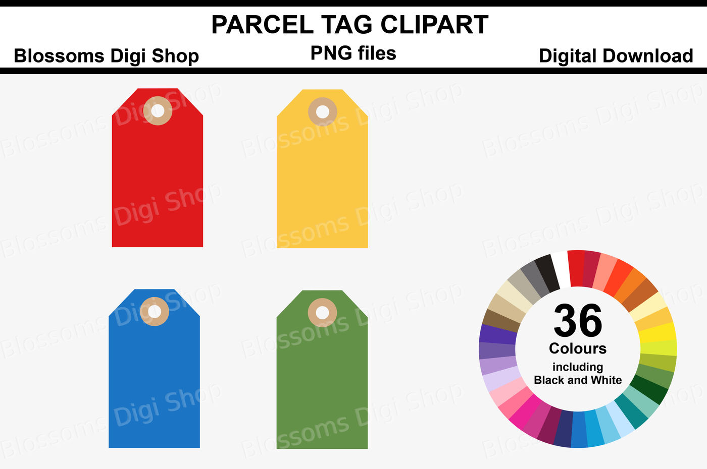 hight resolution of parcel tag clipart 36 multi colours png files