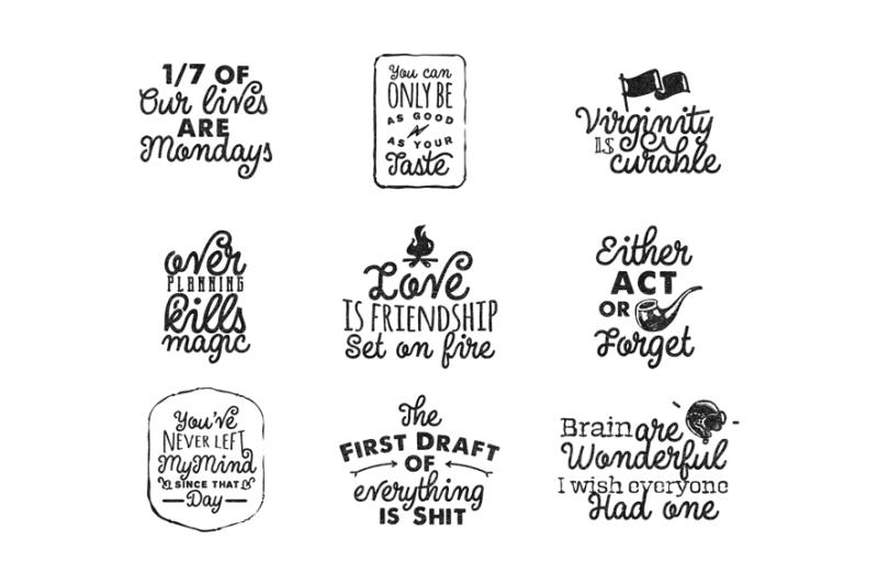 The Fontabulous Font Bundle By TheHungryJPEG