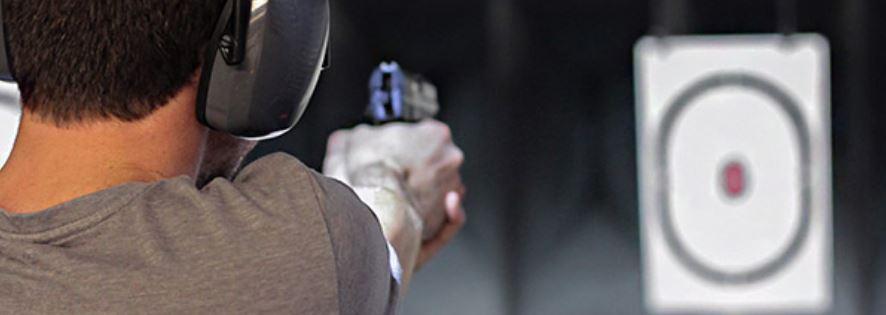 Prova skjuta pistol i Stockholm – Turism Stockholm