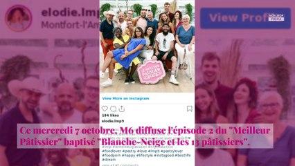 Gagnant Le Meilleur Patissier 2020 . Le Meilleur Patissier 2020 Elodie Maman Elle Devoile Des Cliches De Son Fils Sur Instagram Sur Orange Videos