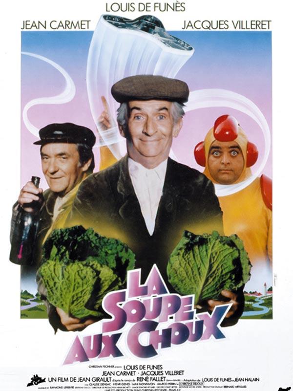 La Soupe aux choux en streaming VF (1981)