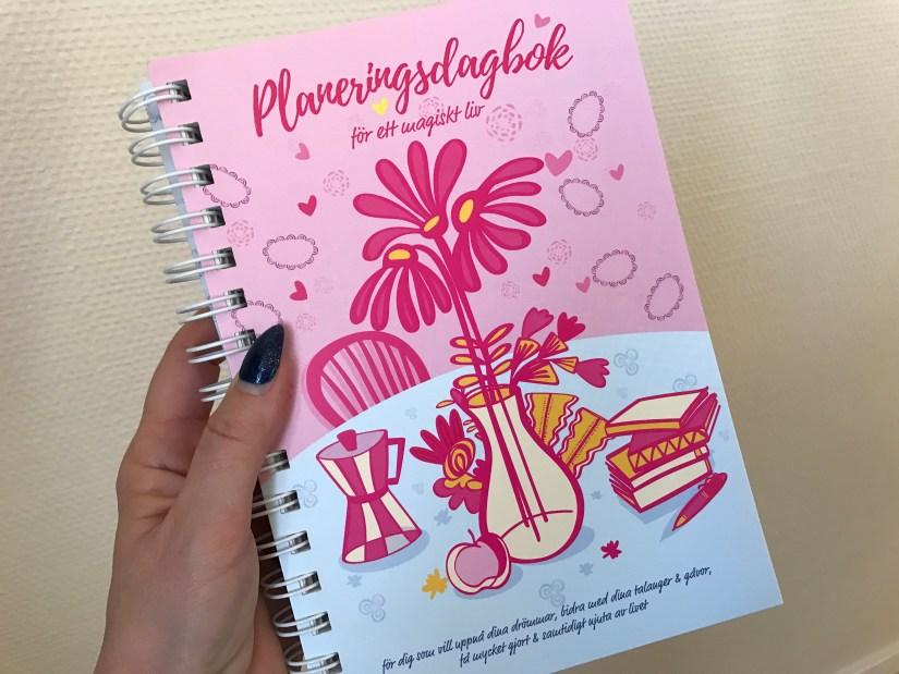 Födelsedag - planeringsdagbok