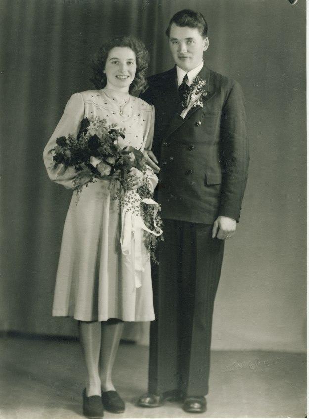 Mormor bröllop