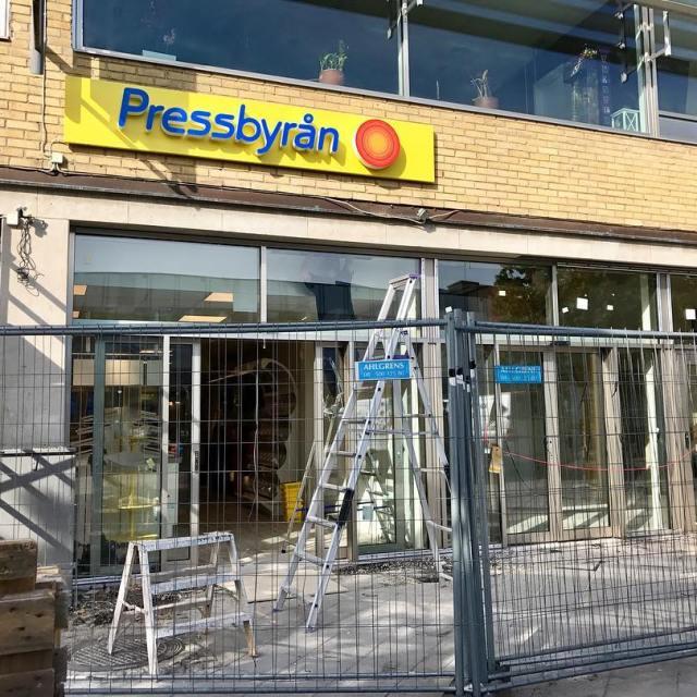 P tisdag ppnar Pressbyrn i Visby ntligen! Det bsta medhellip