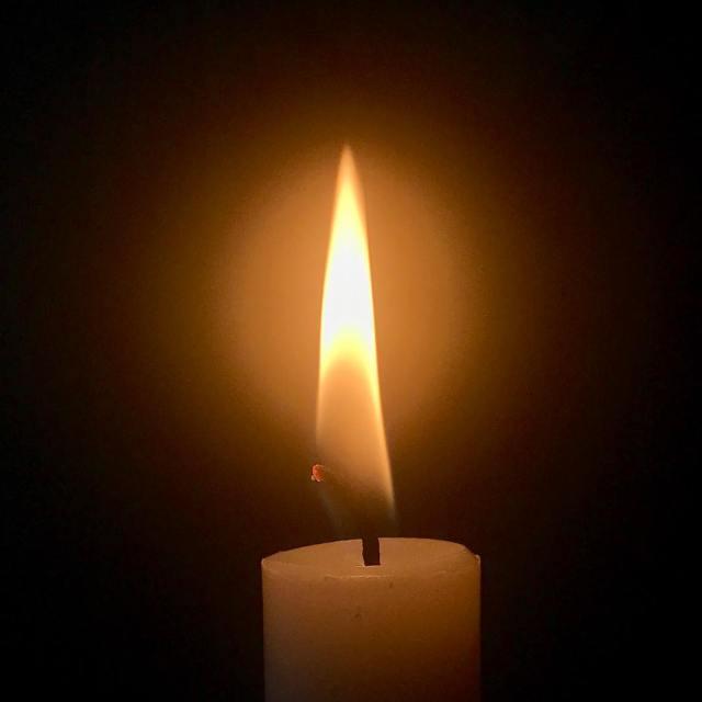 Mitt ljus vid frukostbordet idag Blir nog nnu en vilsamhellip