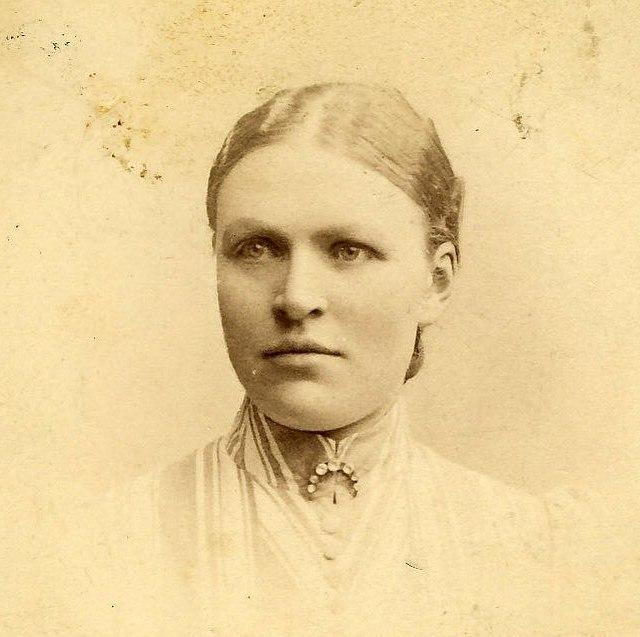 Fr jag presentera faster Tilda? Fdd 1858 i Roslagen ochhellip