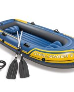 Čamac za vodu 295 x 137 x 43cm Challenger 3 Boat set