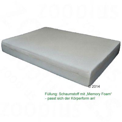 Letto per cani Outdoor Memory foam  zooplus