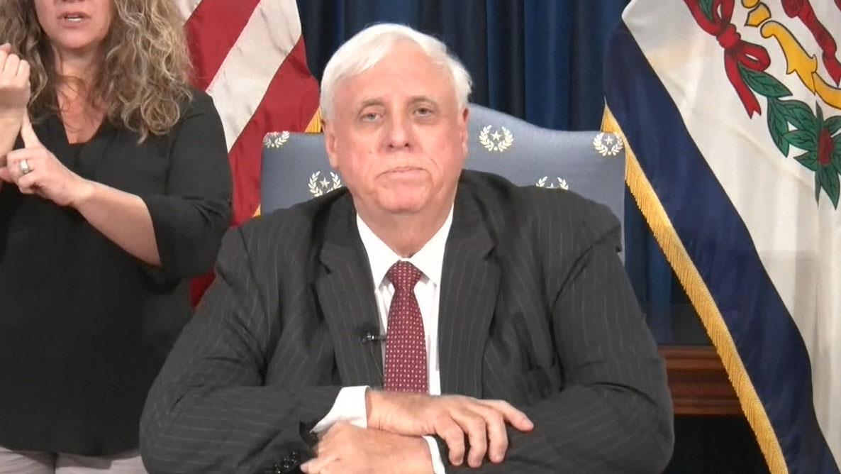 West Virginia governor confirms first coronavirus case
