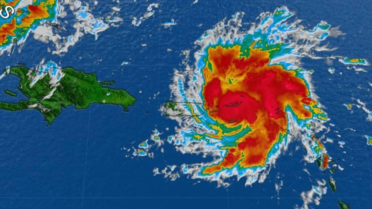 tropical storm dorian takes