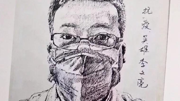 Chinese doctor who raised alarm over coronavirus dies from disease ...