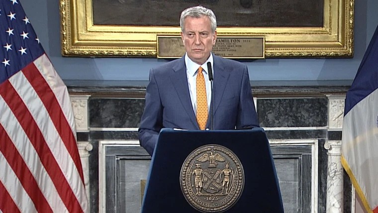 New York City to close schools; bars, restaurants around U.S. ...
