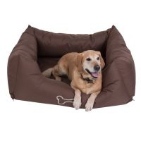 Strong & Soft Dog Bed  Brown | Great deals on dog beds ...