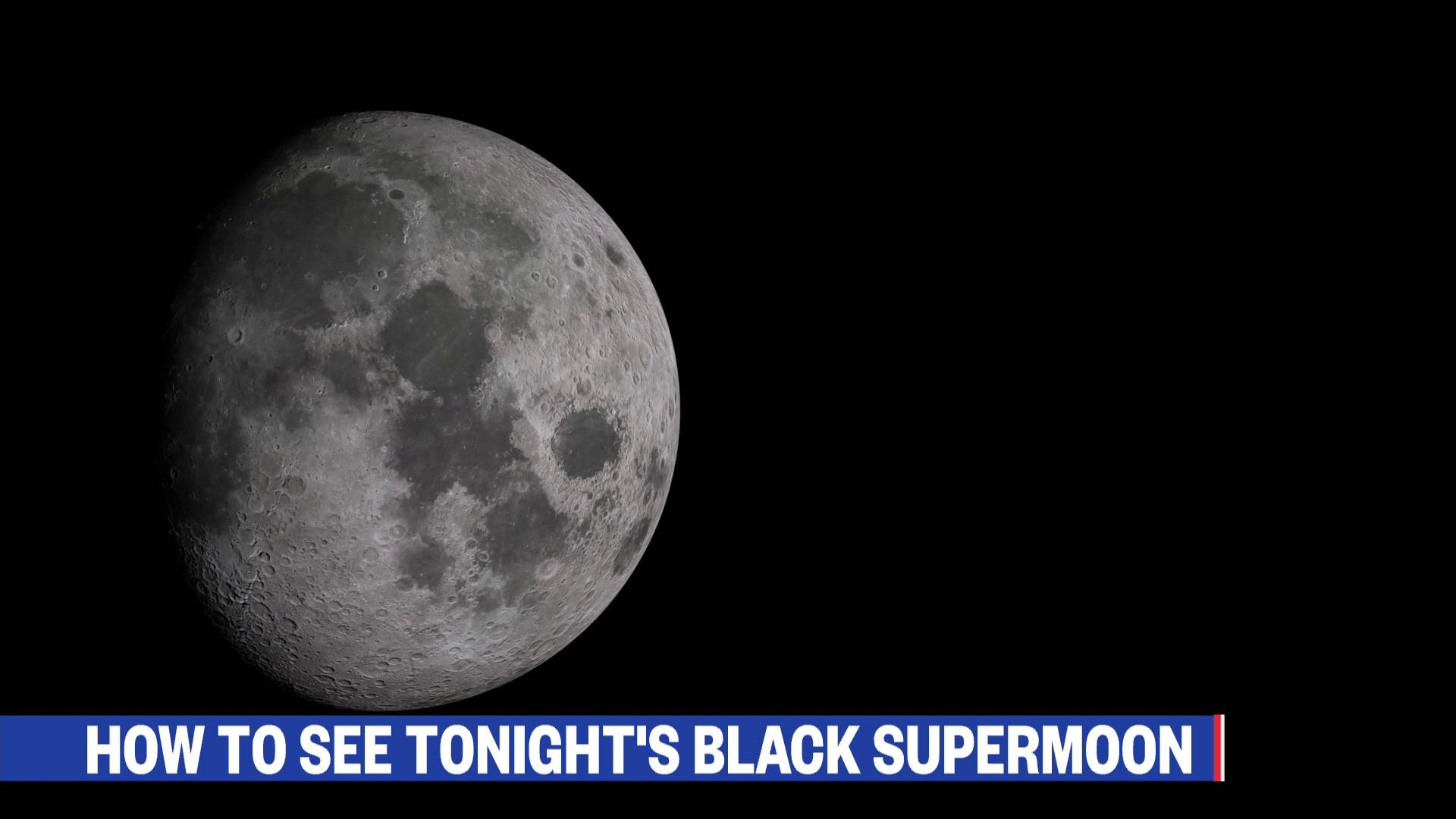 rare black moon to