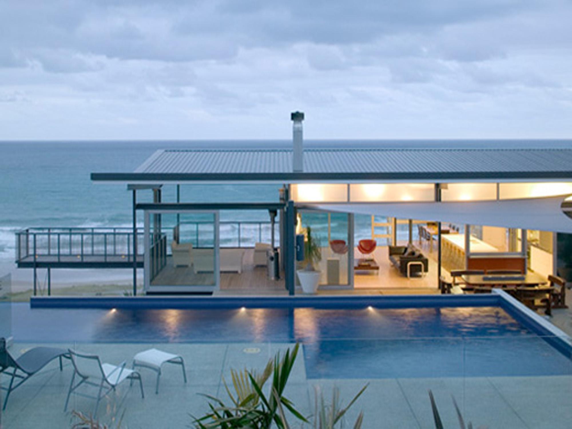Coastal House Designscontemporary Beach House Plans Modern Beach