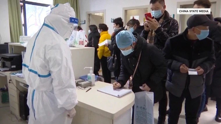 China imposes travel restrictions on 33 million people as virus ...