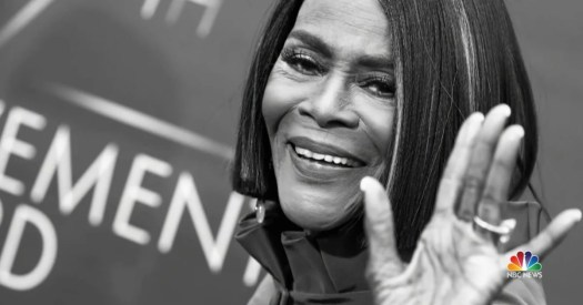 Remembering legendary actress Cicely Tyson