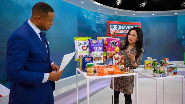 Coronavirus grocery list: What you need to survive the virus